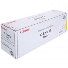 Canon 0259B002AA IR4080I / 4580I Yellow Toner CEXV17