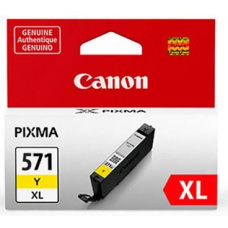 Canon 0334C001 (CLI-571 YXL) Ink cartridge yellow 680 pages 11ml