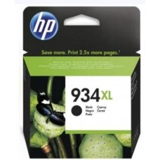 HP C2P23AE (934XL) INK CARTRIDGE BLACK 1000 PAGES 26ML