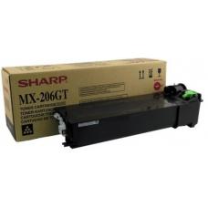 Sharp MX206GT Black Toner