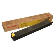 Sharp MX27GTYA Yellow Toner