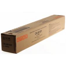 Utax 662511016 Yellow Toner CK-8510